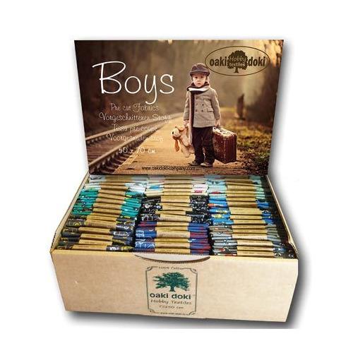 Stofjes Box Boys