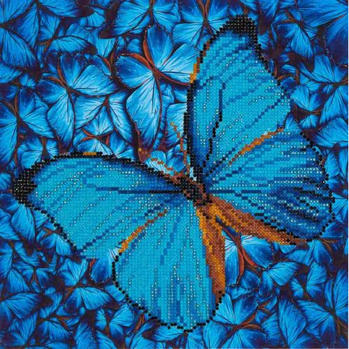DD5.014 Diamond Dotz® - 30,5x30,5cm - Flutter by Blue