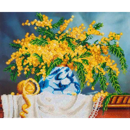 DD9.003 Diamond Dotz® - 50,8x40,6cm - Native Wattle