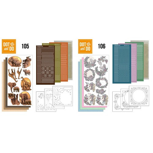 Dot & Do Set 105 en 106