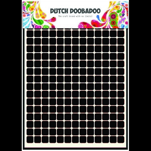 Dutch Doobadoo Dutch Mask Art stencil - patch A5 470.715.104 (05-17)