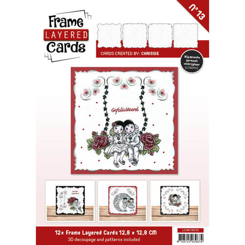 Frame Layered Cards 13 - 4K
