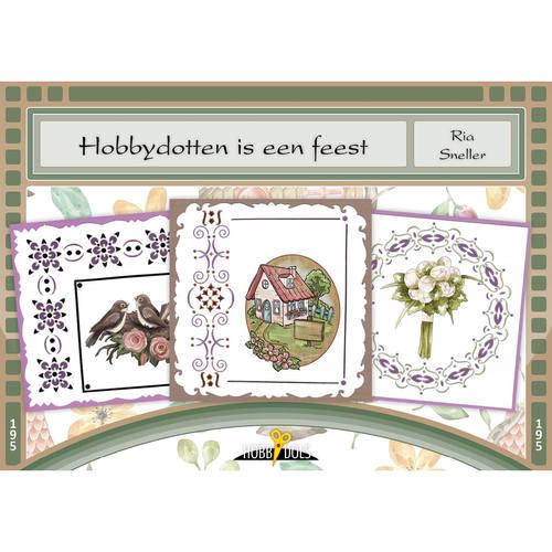 Hobbydols 195 - Hobbydotten is een feest