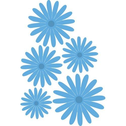 Marianne D Creatable Anja`s bloemen set LR0472 10,5x19,5cm (06-17)
