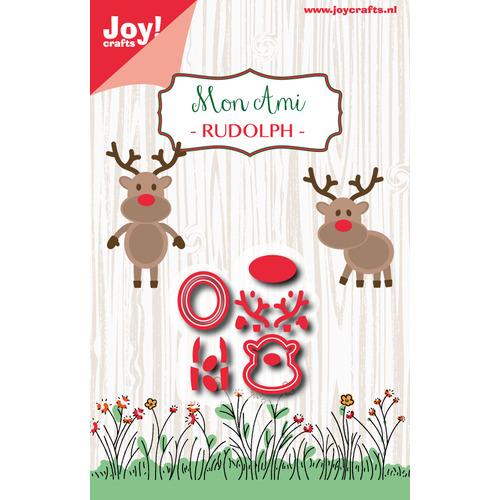 Snijstencil -  Mon Ami - Rudolph