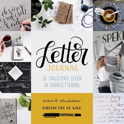 Kosmos Boek - Letter journal Wier, Karlijn van de (05-17)