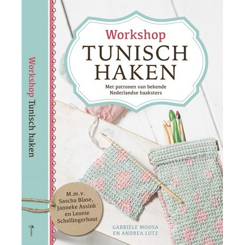 Kosmos Boek - Workshop Tunisch haken diverse auteurs (06-17)