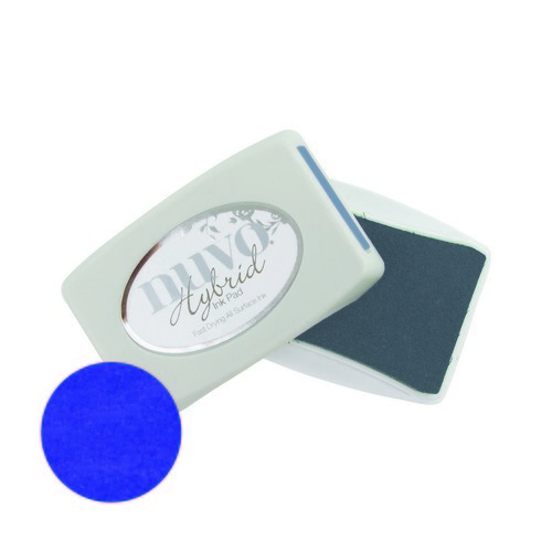 Nuvo ink pads - empire blue 212N