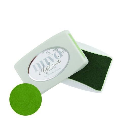 Nuvo ink pads - safari green  215N