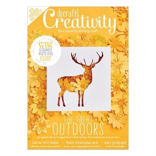 Creativity Magazine - Issue 83 - June 2017