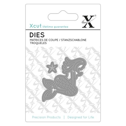 Mini Die (2pcs) - Mermaid