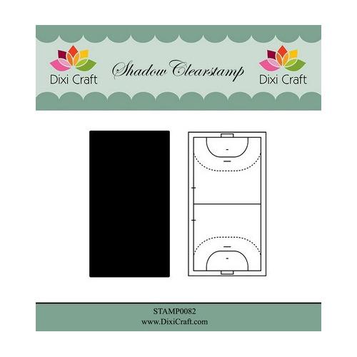 Dixi Shadow Clear Stamp handball