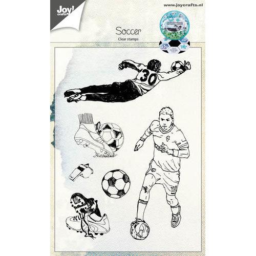 Clearstempel - Voetbal