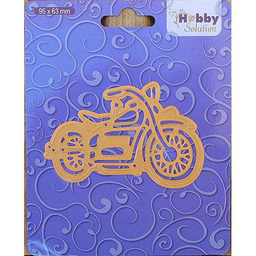 Hobby solutions Die Cut  Motorbike