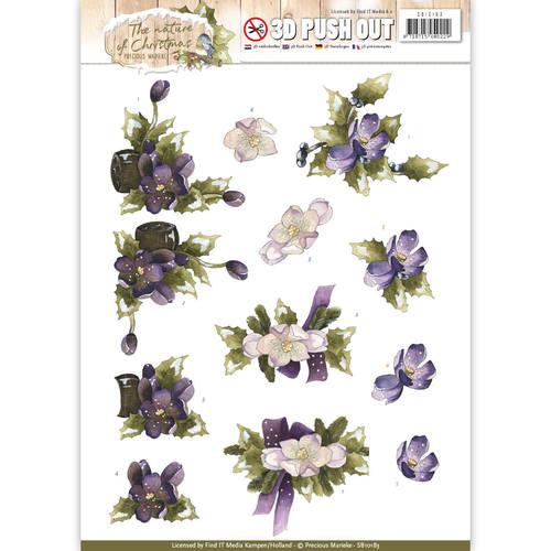 Pushout - Precious Marieke - The Nature of Christmas - Christmas Flowers