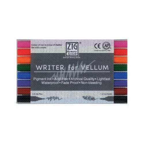 (8V)Pure 8 Colours Set