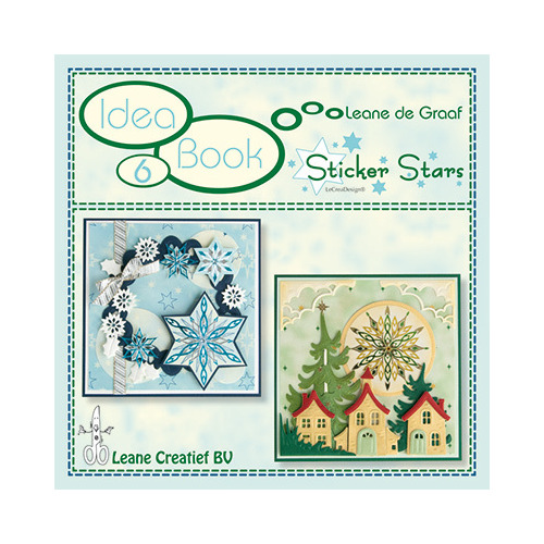 Idea book 6. Sticker Stars