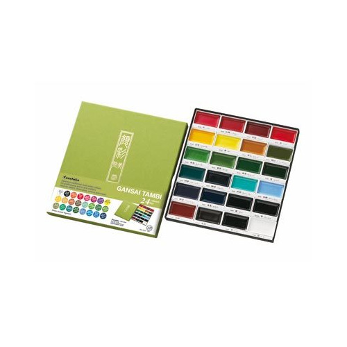 Set 24 Colours