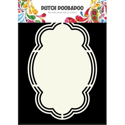 Dutch Doobadoo Dutch Shape Art Cloud A5 470.713.147 (07-17)