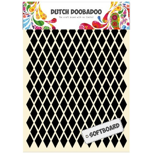 Dutch Doobadoo Dutch Softboard Art Diamonds - A5 478.007.010 (07-17)