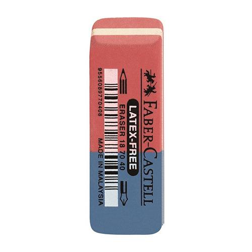 Combigum voor potlood/kleur en inkt