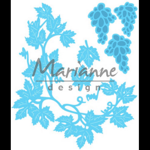 Marianne D Creatable Tiny`s wijn ranken LR0480 (08-17)