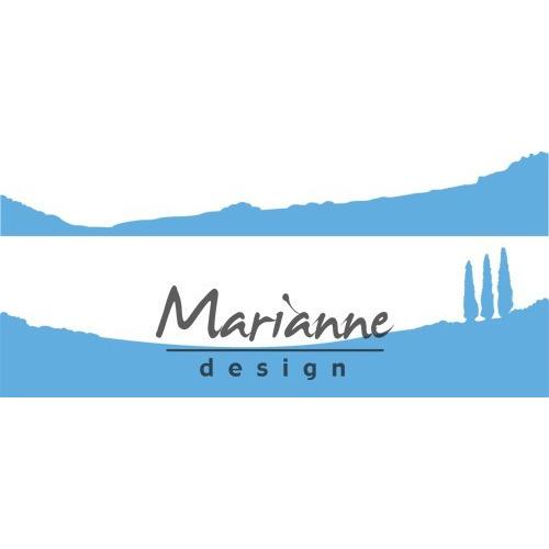 Marianne D Creatable Toscaanse horizon LR0482 (08-17)