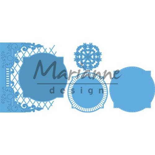 Marianne D Creatable Anja`s Marquee LR0483 (08-17)