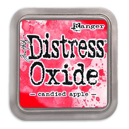 Ranger Distress Oxide - candied apple TDO55860 Tim Holtz