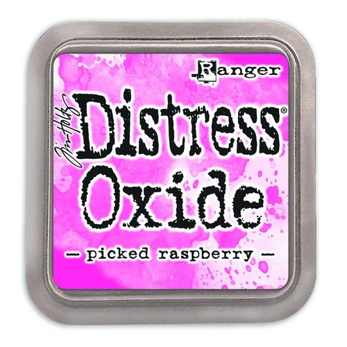 Ranger Distress Oxide - picked raspberry TDO56126 Tim Holtz