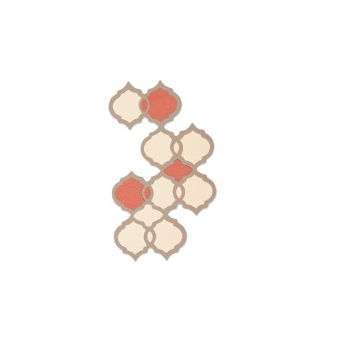 Sizzix Thinlits Die - Moroccan Tile 661725 Samantha Barnett (07-17)