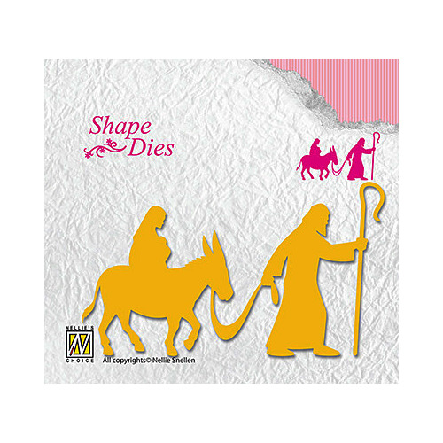 Shape dies Nativity