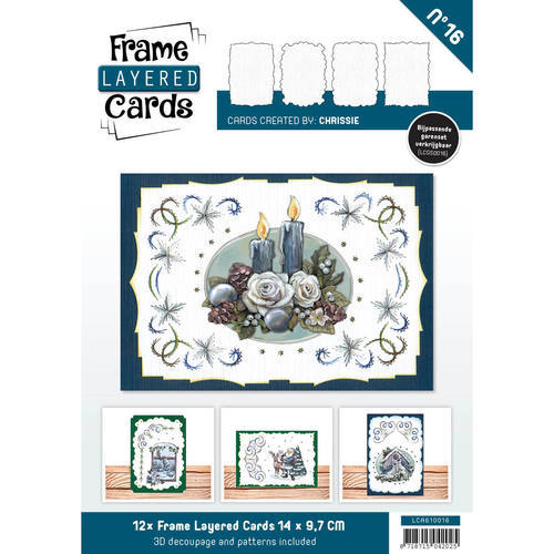 Layered Frame Cards - C6