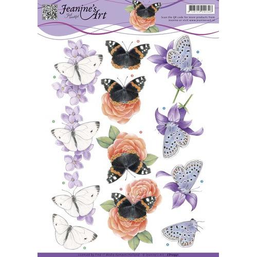 Jeanine`s Art -  Butterfly