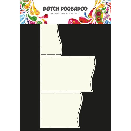 Dutch Doobadoo Dutch Card Art golf A4 470.713.637 (08-17)