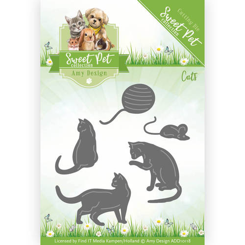Die - Amy Design - Pets - Cats
