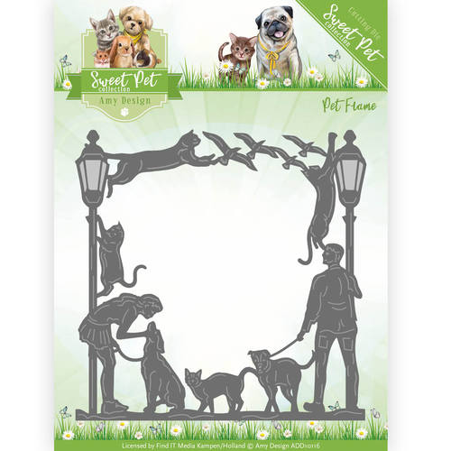 Die - Amy Design - Pets - Pet Frame