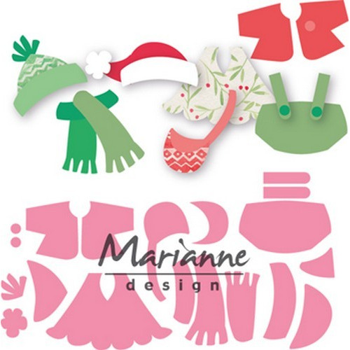 Marianne D Collectable Eline`s kleding COL1438  (09-17)