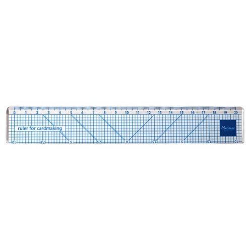 Marianne D Liniaal voor kaartenmaken 20cm LL1000 (09-17)