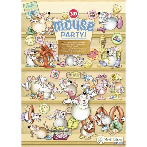 MRJ Mouse Party