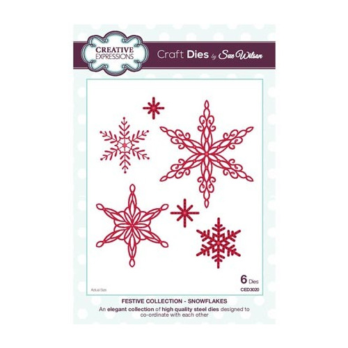 The Festive Collection - Snowflakes