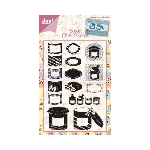 Joy stempel sweets