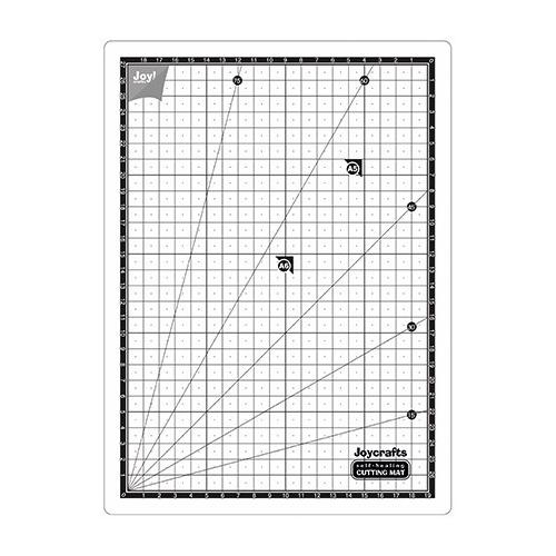JoyCrafts Zelfsluitende Snijmat Transparant