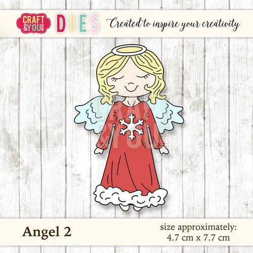 CW023 Die Angel 2