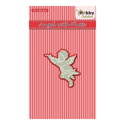 HDDJ0012 Hobby Solutions Die Cut Angel with flute