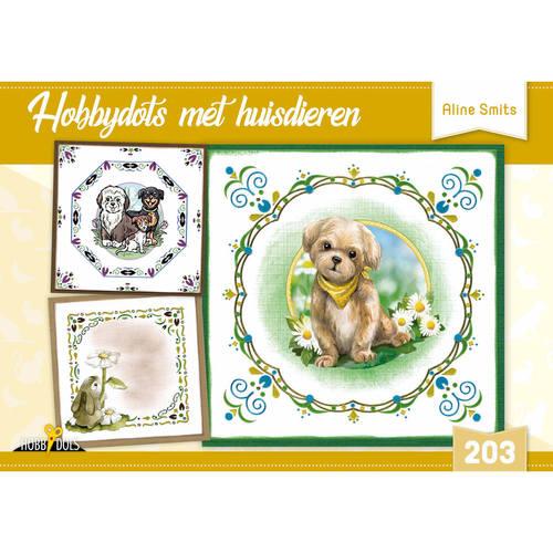 Hobbydots met huisdieren