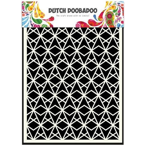Dutch Doobadoo Dutch Mask Art stencil Pijlen A5 470.715.111 (09-17)