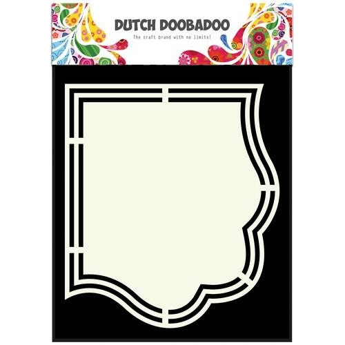 Dutch Doobadoo Dutch Shape Art Ornament A5 470.713.154 (09-17)