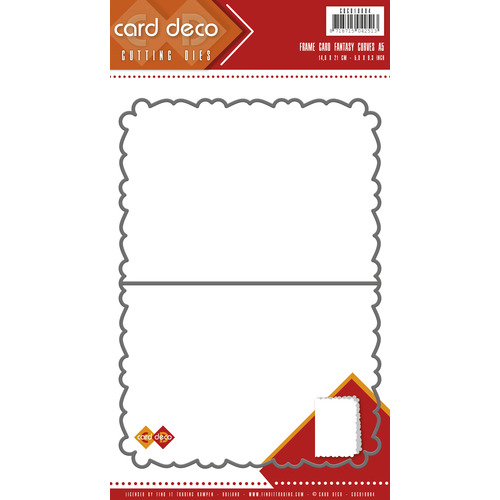 FC - Card Deco Cutting Dies FANTASY CURVES