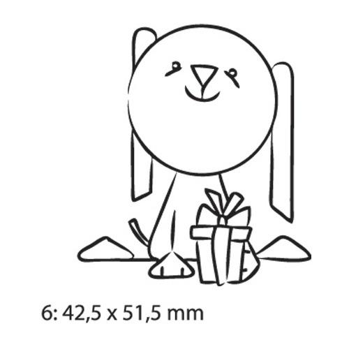 Hond cadeau
